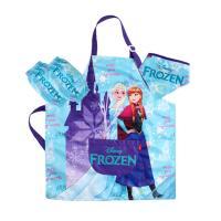 디즈니 어린이 겨울왕국 방수 앞치마세트
