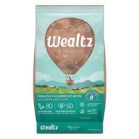 웰츠 독 오리 2.1kg 강아지사료