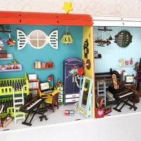 [바우하우스] 하우스 시리즈 : HE-09-왕자방집