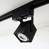 LED 윌리 스팟 라이트(블랙)