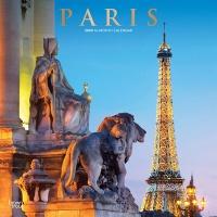 2020 캘린더 파리 Paris