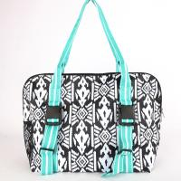 [ALL FOR COLOR]YOGA TOTE - AZTEC IKAT