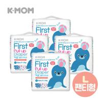 케이맘 처음 팬티기저귀(대형) 4팩