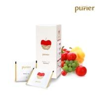 [할인+증정] 천연 과일채소 세정제 퓨리어 30g박스