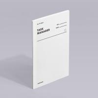 [모트모트] 태스크 매니저 31DAYS - 화이트 (1EA)