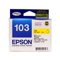 엡손(EPSON) 잉크 C13T103470 / NO.103 / 노랑 / Stylus Office T30,T40W,TX600FW,TX510FN,T1100 , Stylus TX550W