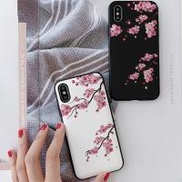 아이폰6 벚꽃 카드케이스