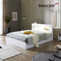 [이노센트] 리브 데이젠 LED 수납 침대 Q/K