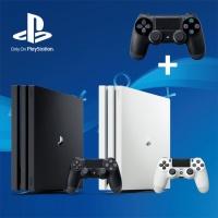 PS4 프로 본체 WHITE 7218 (1TB) 듀얼쇼크증정 이벤트