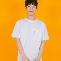 [옐로우스톤] 오버핏 티셔츠-YS102WH White