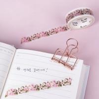 [인디고샵] 벚꽃화관 마스킹 테이프