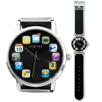 NEXTIME 6010 Wristpad Watch