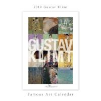 [2019 명화 캘린더] Gustav Klimt 구스타프 클림트