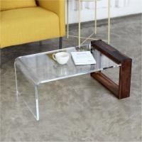 월넛 라운드 테이블