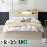 스마트한 LED 침대 퀸 KC112Q