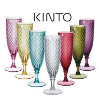 킨토 로제트 샴페인잔 160ml