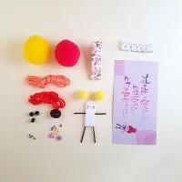 걱정인형 DIY 키트 (워리돌 직접만들어보자!)