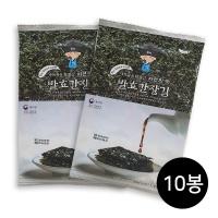 김대감 간장김 조미김 10봉