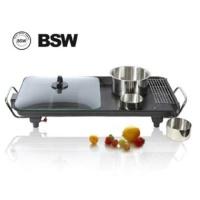 BSW 슈퍼스타 와이드 그릴 BS-1317-HG