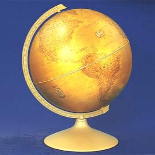 세계로 골드 지구본 330-CG