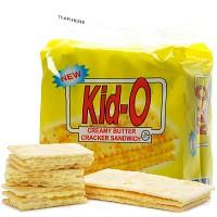[수입과자] 키드오 크리미 버터맛 크래커 샌드위치