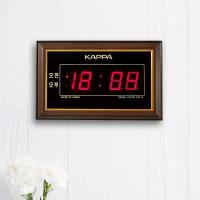 카파 D2210 액자형 벽탁상겸용 디지털시계