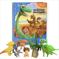 Disney Good Dinosaur : My Busy Books 굿다이노 피규어북
