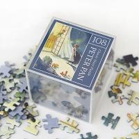 인디고 미니 퍼즐 108피스 - 피터팬 네이비