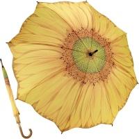 썬플라워 - 원목자동장우산