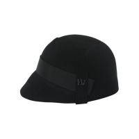 [에반스]Belly felt Hat 벨리 펠트모자_black