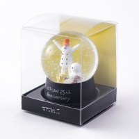 [OJISAN 25th] Snow Globe
