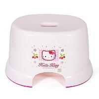 헬로키티목욕의자 딸기