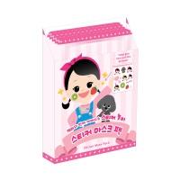 어린이화장품 플로릿 캐리 스티커 마스크 팩 10매