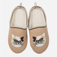 (Confiture) Dapper Room Shoes - Cat