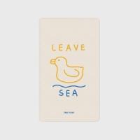 [어프어프] 보조배터리 Sea duck-Ivory