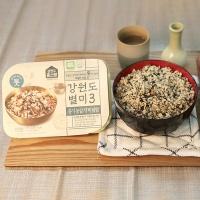 [건강한 한끼] 강원도 유기농 감자비빔밥 210gx2팩