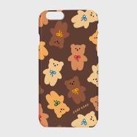 Dot ribbon bear-3color(하드/터프/슬라이드)
