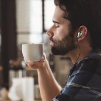 아이폰전용 P31 라이트닝 스테레오 이어폰(통화+음악)