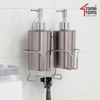 [토마톰스]흡착 면도기와 컵걸이 2P