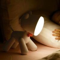 [2HOT] 강아지 LED 무드등 (USB충전)