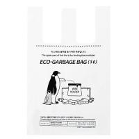 국내 제작 생분해 와이즈 봉투 3L (20매)