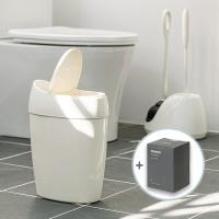 프랑코 슬림라인 바스 화장실 휴지통 7L (비닐포함)
