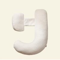 [클라모프] 임산부 쿠션 J형 바디필로우