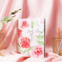 2021 체인저블다이어리-Watercolor Flowers