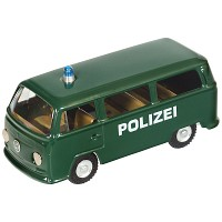 [3D퍼즐마을][Kovap] KV0632 폭스바겐 경찰차