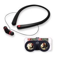 블루투스 넥밴드 이어셋 KHB300C 사은품 VR제공