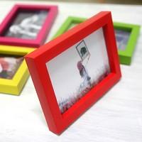 Color Photo Frame (3×5)-4p Set