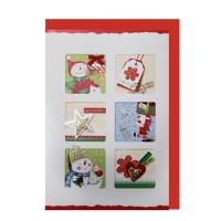 크리스마스카드/성탄절/트리/산타 Christmas 시즌카드 (FS111-2)
