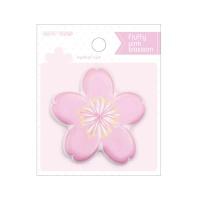 DA5453 fluffy pink blossom
