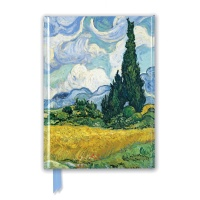 유선노트북 : Van Gogh: Wheat Field with Cypresses